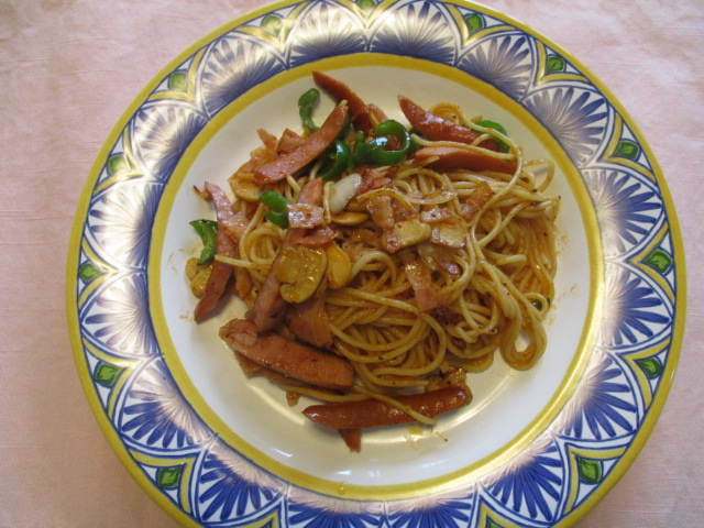 「さぼうる」は麺を柔らかくするのが特徴