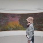 こちらはオランジュリー美術館