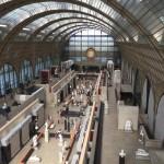 元は駅舎だったオルセー美術館