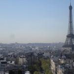 2018年4月のパリ旅行