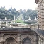 ピッティ宮の庭園