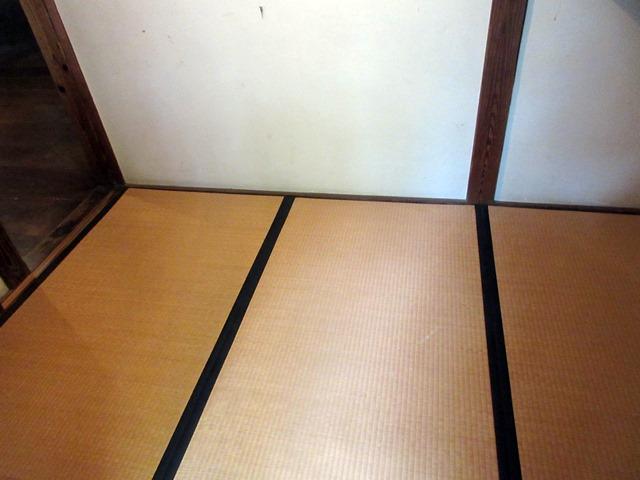 女中部屋は3畳
