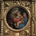 ラファエロ《小椅子の聖母》