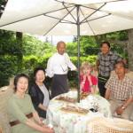 昨年箱根での合同誕生会
