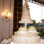 世界的パティシィエ ピエール・エルメのウエディングケーキ