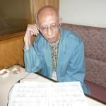 全く違ったアップテンポpartⅡに聴き入られる小川先生