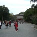 祭日で鎌倉は大賑わい!