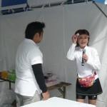 こちらは鈴廣かまぼこさん。「私もいただきまーす!」