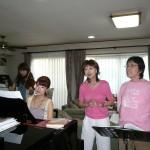 NHKの復興支援ソング「花は咲く」を曲目に追加しました