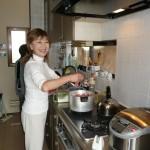 では私めが山形風煮芋煮を作らせて頂きます