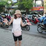ベトナムのバイクラッシュに驚き!