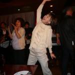 踊りまくり!