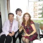 松平さんとデュエットの櫻井まりさんと