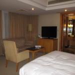 上海ではヒルトンに宿泊