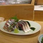 新橋のお寿司屋さん