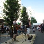 ボーカルの神田さんは「TUBE」のバックコーラスも務めたことがあるシンガー。