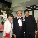 昨年愛知和男氏のパーティーでバッタリYASUと会う