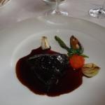大好きな牛ほほ肉赤ワイン煮