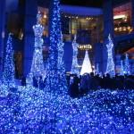 青の世界が綺麗