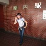 まずは関内駅付近