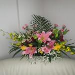 大きな花束