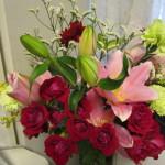 中くらいの花束