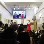 横浜の洋菓子店で開催