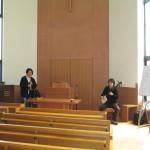 大船教会礼拝堂