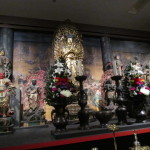 千手観音菩薩と28部衆立像