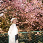 松田の河津桜 「満開だなぁ~」