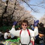 人人人の上野公園