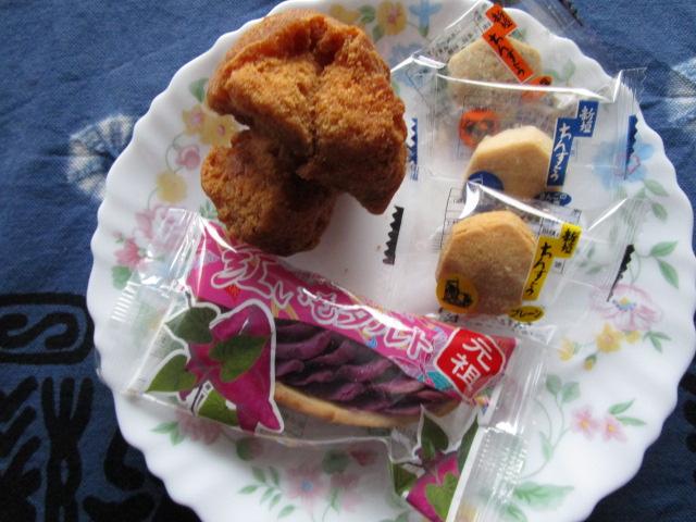沖縄銘菓三昧