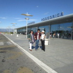 ポトゴリッツア空港は可愛らしい空港
