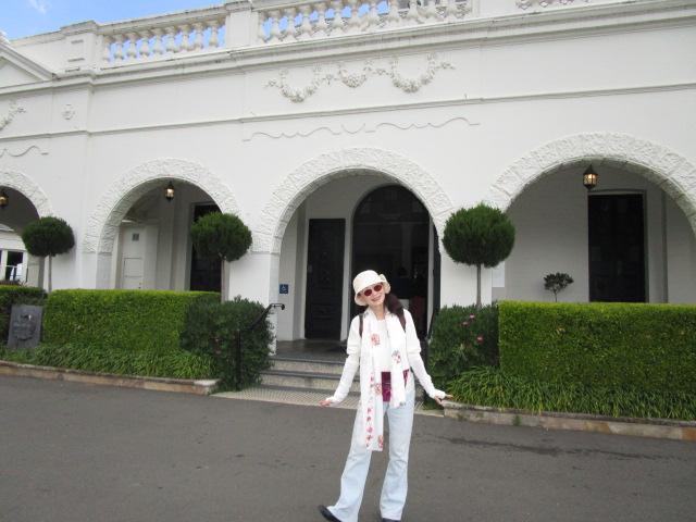 素敵なホテルでハイティーヨ