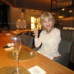 フランスで訪れたTaittingerのシャンパンにご満悦