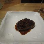 神戸牛のハンバーグ