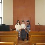 今年も3姉妹を宜しく!