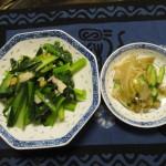 3小松菜はカルシウムが豊富
