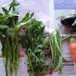 高級野菜たち
