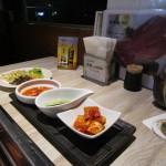 キムチ&ナムルも美味しかった