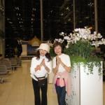 タイ空港でサワディカー!