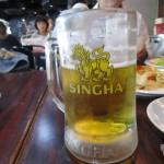 シンハービール大好き!