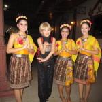 タイ舞踊手