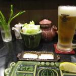 生ビールが美味しい季節に