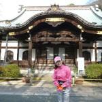 会場となる妙本寺の本堂