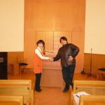 塩塚氏もボランティアで参加hしてくださいました。感謝!!