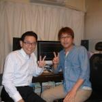 本田洋一郎氏は私の歌の編曲者でもいらっしゃる