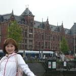 東京駅のモデルになったアムステルダム中央駅