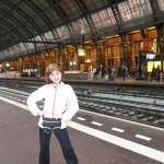 アムステルダム駅(2013年)