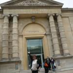 モネの「睡蓮」があるオランジュリー美術館